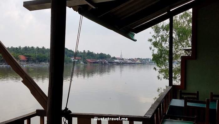 Mae Klong, river, Bangkok, Thailand, travel, explore, bike tour
