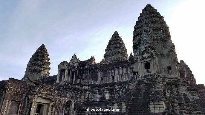 Angkor Wat, temple, Siem Reap, Cambodia, Cambodge, Camboya, travel, explore, viajes, Asia, photo, Samsung Galaxy