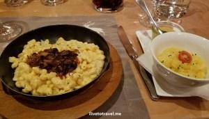 Lech, Vorarlberg, ski, skiing, Austria, foodie, food