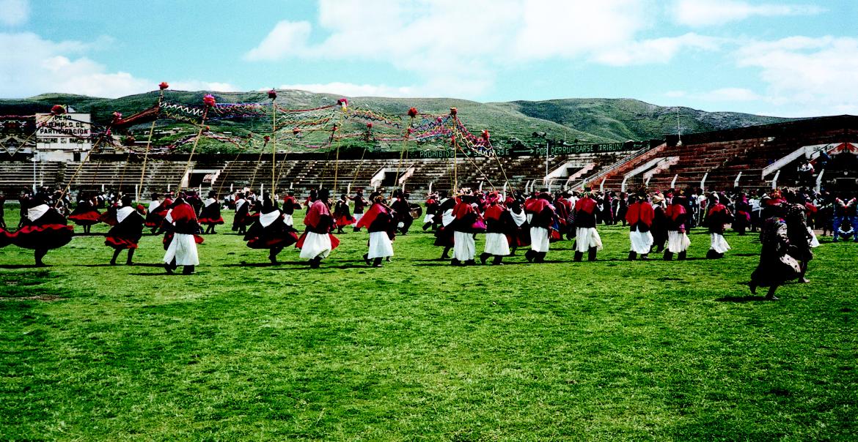 Choqela de San Juan de Aracachi