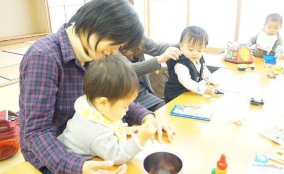 新年お茶会&干支の紙工作♪2013年1月18日(金)