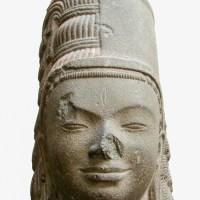 Cambodia and Museé Guimet reunite Khmer statue