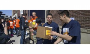 Partnering for Disaster Relief