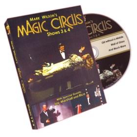 wilson magic circus