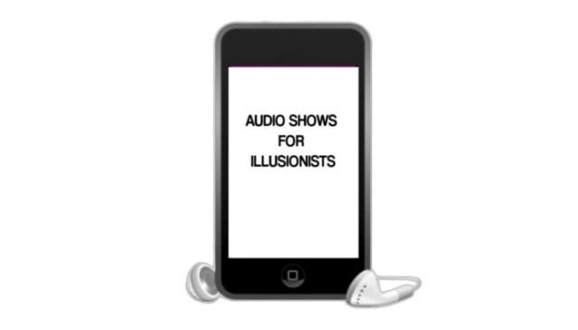 audio shows