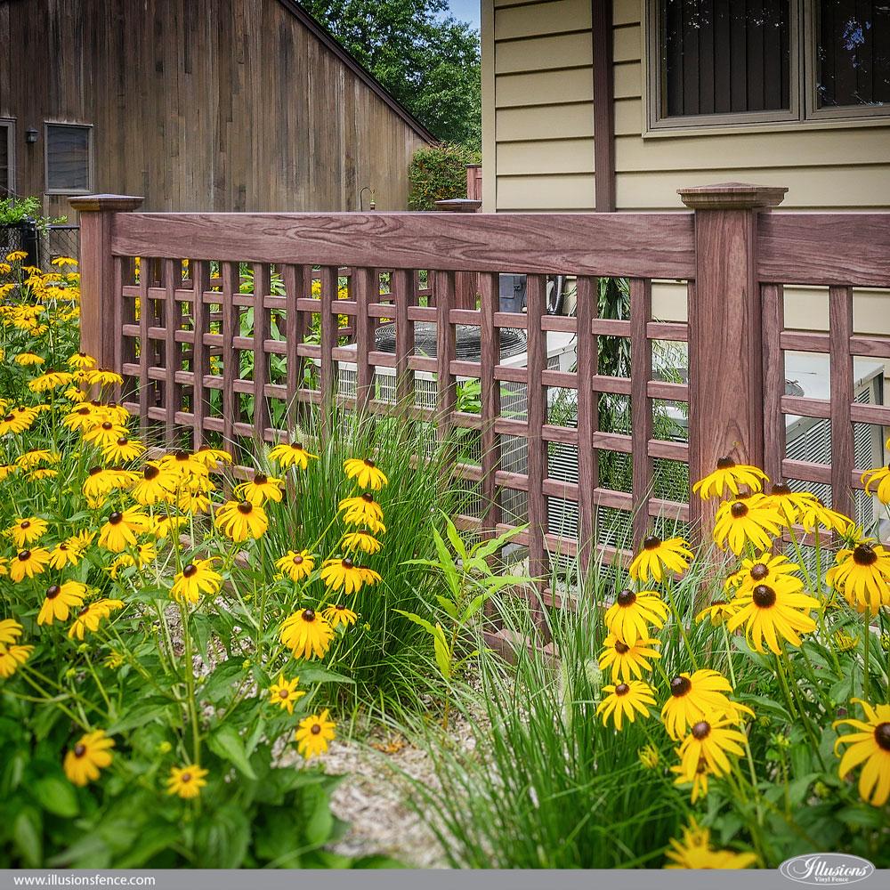 Fullsize Of Lattice Fence Panels
