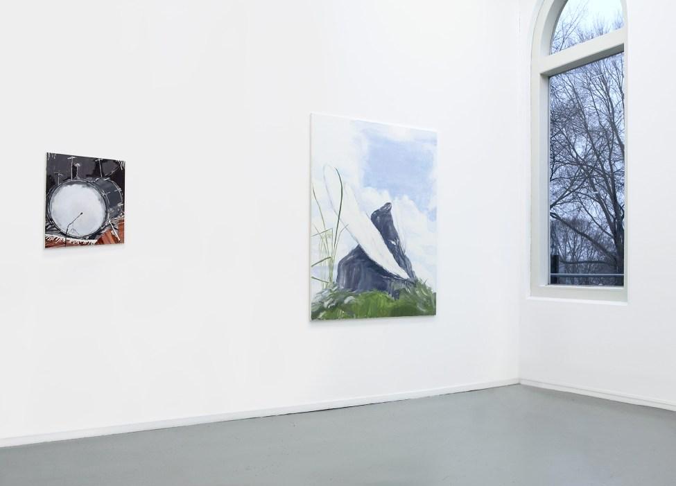 Rijksakademie open studio 2007