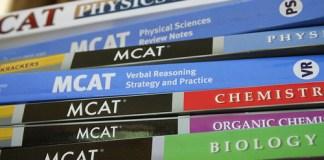 MCAT Date Sheet 2015
