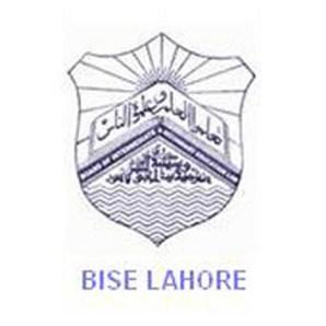 BISE Lahore Matric Exams Schedule 2016