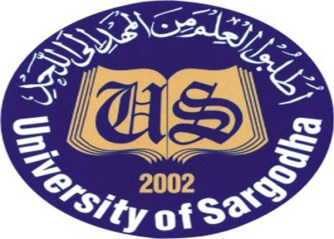 University Of Sargodha MBBS, DPT, Pharm D Admission 2015