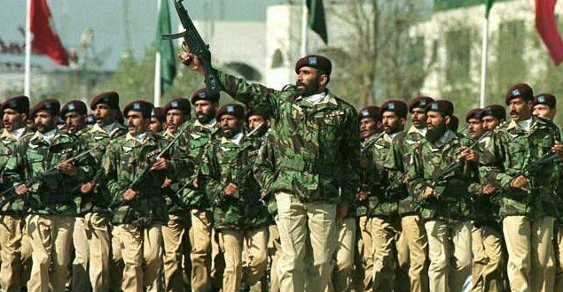join pak army as soldier 2015