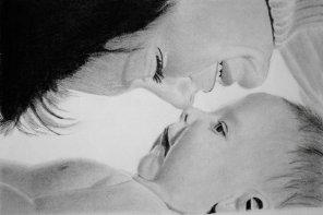Anatheóresis parte 2: il sorriso di mamma