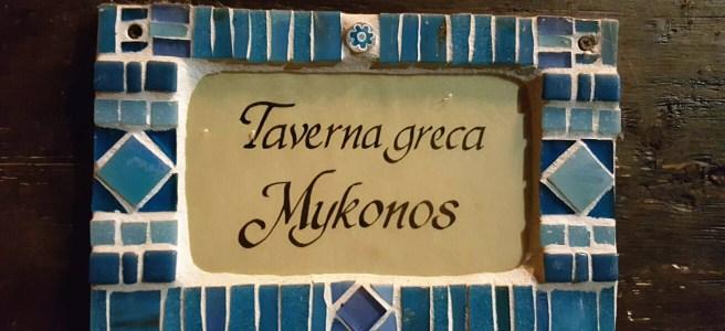 ristorante greco a milano