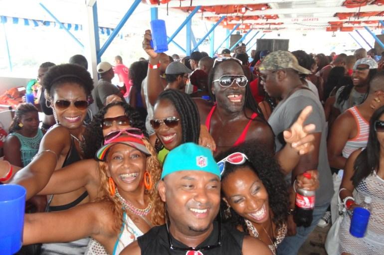 Carnival 4: Grenada, Bikini Cruise