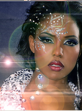 UK  Soca:  Nikisha Reyes; The Singing Chameleon