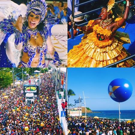Brazil Carnivals Series 2018: Carnivalllllllll!!