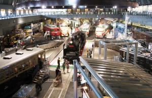 鉄道博物館(てつどうはくぶつかん)の画像