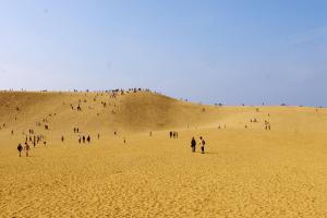 鳥取砂丘(とっとりさきゅう)の画像