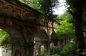 南禅寺・琵琶湖疎水(びわこそすい)の画像