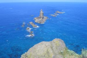 神威岬(かむいみさき)の画像