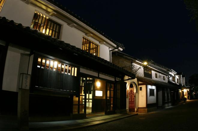 倉敷美観地区(くらしきびかんちく)
