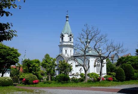 函館ハリストス正教会の画像