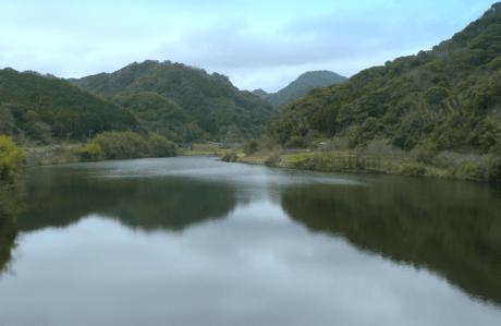 行入ダム(ぎょうにゅう)の画像