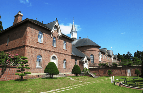トラピスチヌ修道院の画像