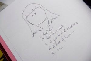 I Love Lists List