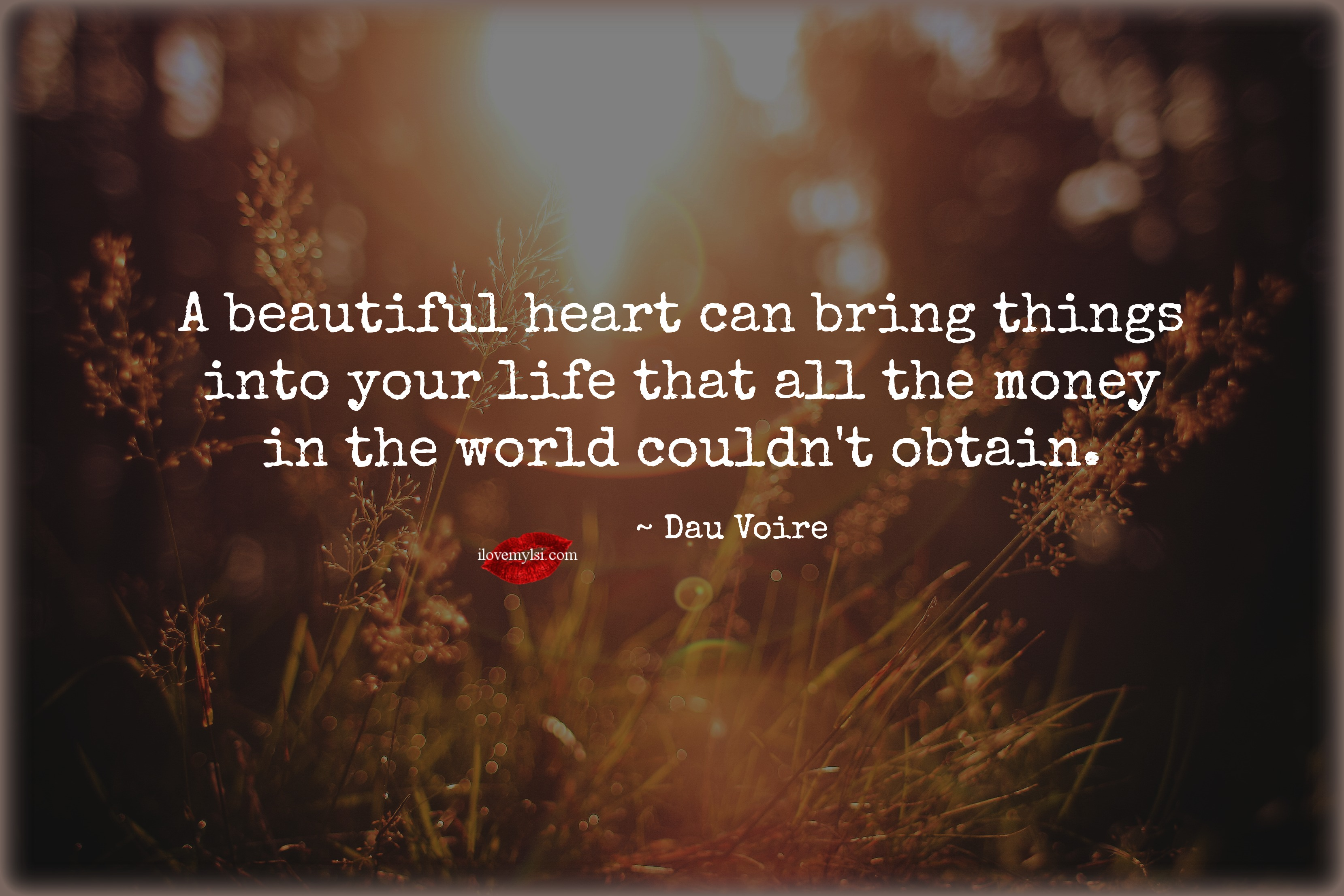 A Beautiful Heart Quotes A beautiful heart can ...