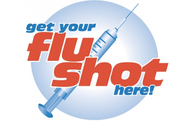 REE Walk-in Flu Shot Clinics in Newton