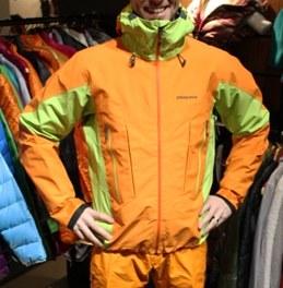Gore-Tex tillbaka i Patagonias klädkollektion