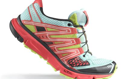 Salomon XR Mission: Lätt och smidig sko för träning på blandat underlag