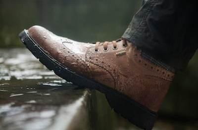 Amphibiox från Geox – en ny generation vattentäta skor