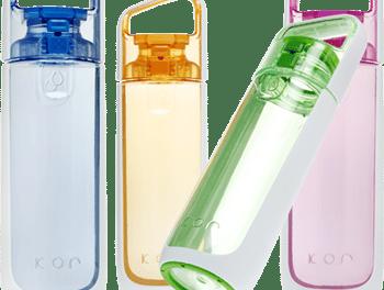Spännande vattenflaskor från KOR