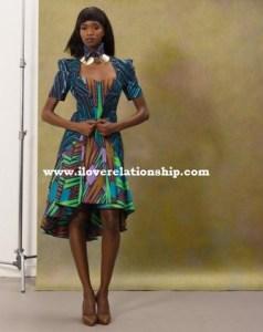 ankara fashion wear on www.iloverelationship.com