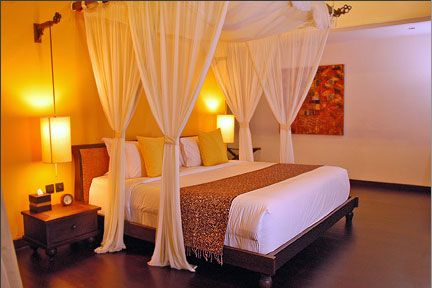 Ways To Make Your Bedroom Romantic And Seductive