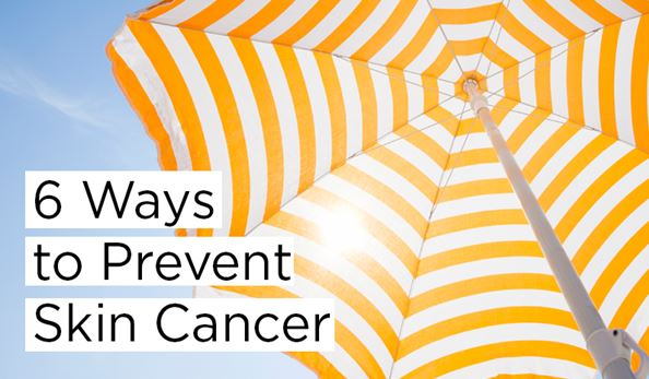 6 Effective Ways To Prevent Skin Cancers