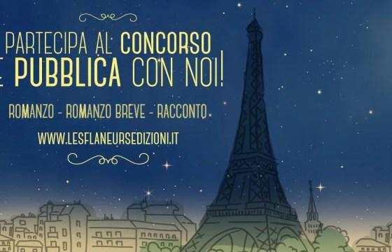 concorso letterario gratis su parigi