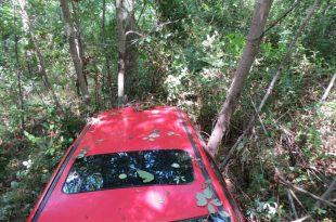 Carlopoli incidene auto atv nel dirupo