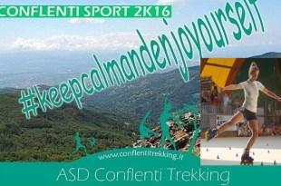 Conflenti-Trekking manifesto con Valeria Raccuglia