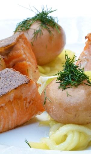 Salmone Piatto (2)