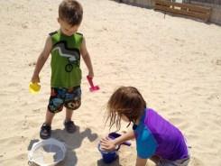 More Sand