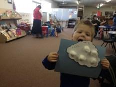 I made a cloud
