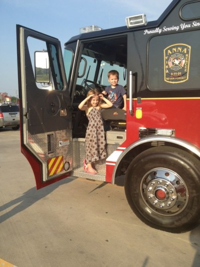 Local Fire Engine