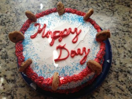 Happy Day Logan!