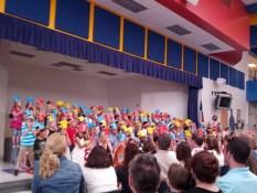 Kindergarten Graduation.