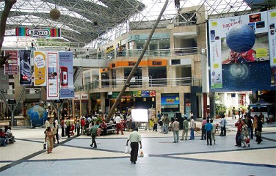 India's most stunning malls - Rediff.com Business