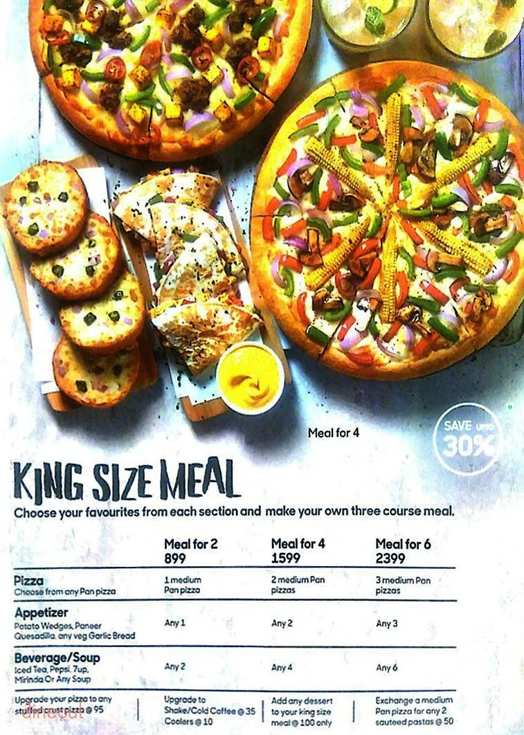 Relaxing Pizza Ellis Ahmedabad Dineout Discovery Pizza Hut Pasta Sizes Pizza Hut Sizes India Pizza Hut Menu Menu nice food Pizza Hut Sizes