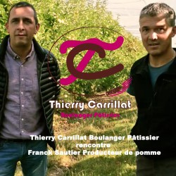 Thierry Carrillat rencontre Franck Sautier